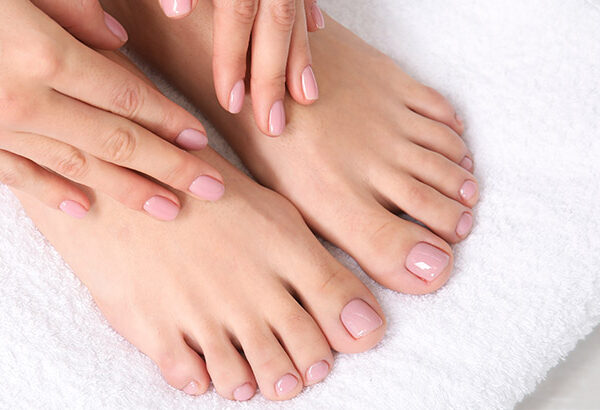 The Beauty Room hands and feet